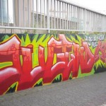 Graffitti Workshop des Q1 zum SEE YOU-Festival